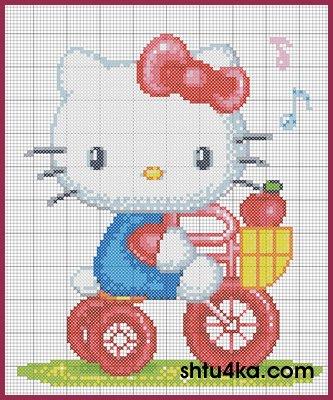 Малышка Hello Kitty